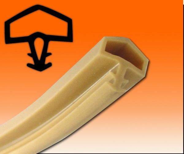 dichtungsprofil ev 0680 f r holzzargen umlaufende dichtungen dichtungen b nder. Black Bedroom Furniture Sets. Home Design Ideas