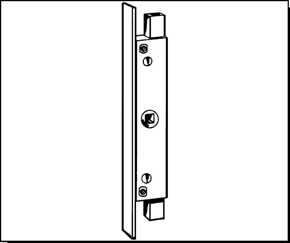 bask le kantriegel 295 1 2 f r t ren kantriegel. Black Bedroom Furniture Sets. Home Design Ideas