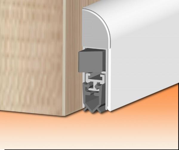 dichtung wind ex zum nachr sten automatische t rdichtungen dichtungen b nder. Black Bedroom Furniture Sets. Home Design Ideas